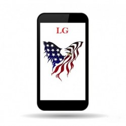 ACGK0177801 LG Optimus Pad V900 Cover Assembly Front