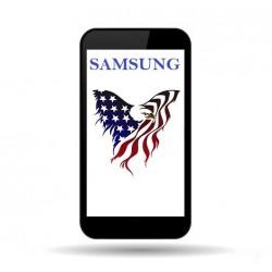 GH97-17317A Samsung G925 USA Ver LCD  BLACK G925R - G925P - G925V LCD